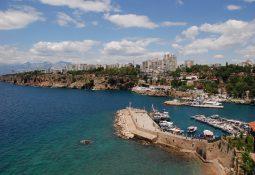Akdeniz şeridinde yer alan en güzel şehirler