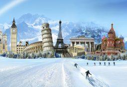 Avrupa'nın Az Bilinen Tatil Noktaları