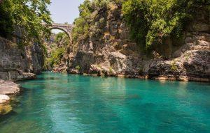 Antalya Köprülü Kanyon