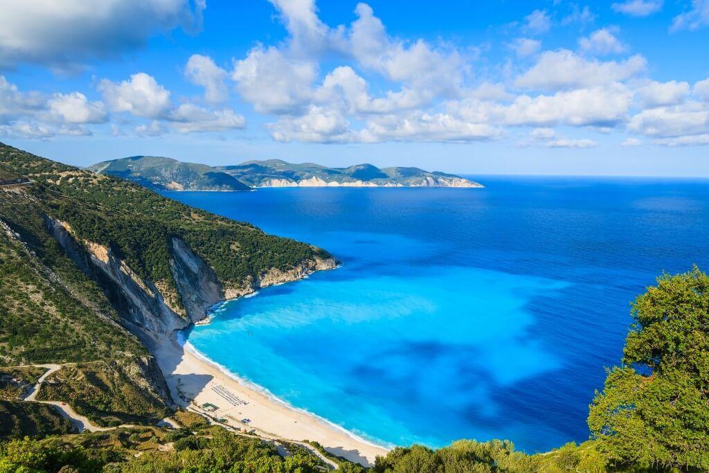 Myrtos-Beach