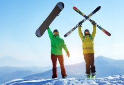 Türkiye'de Kış Sporu Yapılabilecek Olan Yerler