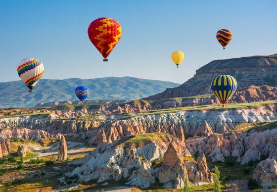 Türkiye'de Mutlaka Görülmesi Gereken Doğal Harikalar
