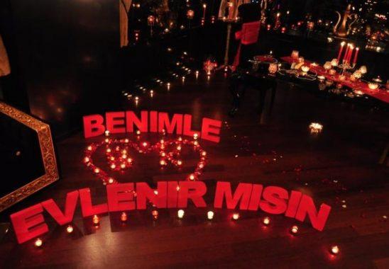 İstanbul'da Evlenme Teklifi Edilebilecek Mekanlar