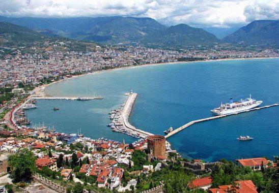 Antalya ve çevresinde gezilecek yerler