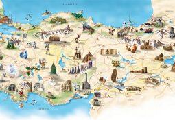 Türkiye'de Arka Planda Kalmış Görülmesi Gereken Yerler