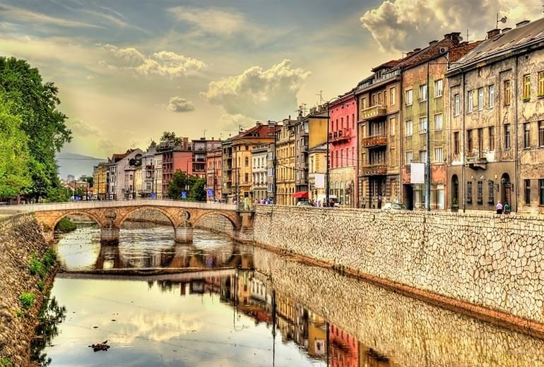 Bosna Hersek'te Görülmesi Gereken Yer