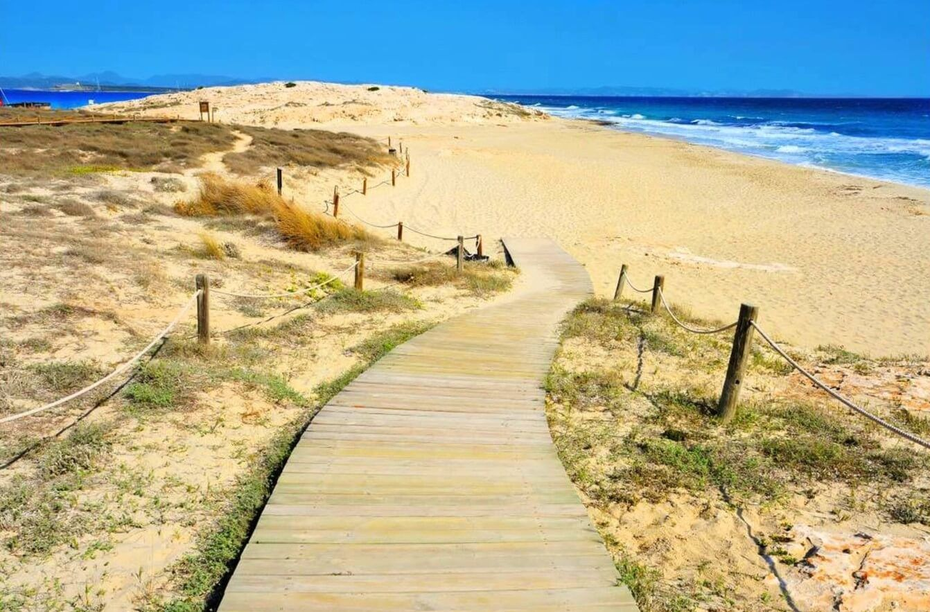 Ses-Illetes-Beach