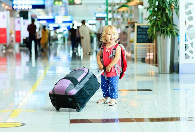 Bebekle Seyahate Çıkmak