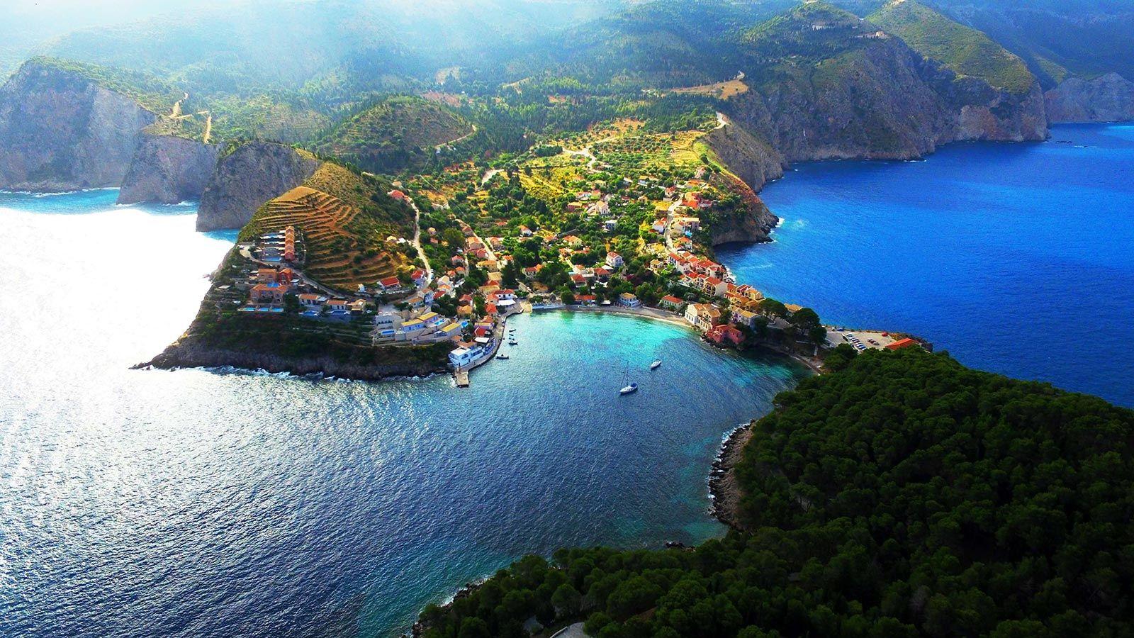 Yunan Adalarına Gidiş