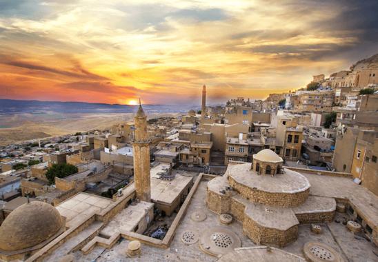 Mardin'de Muhteşem Seyahat Yapmanın Yolları