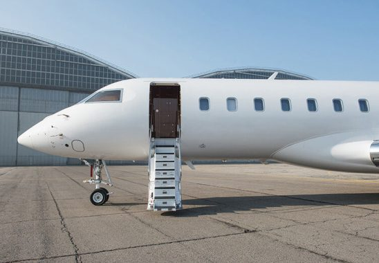 Uçak Konseptli Restoran Seçenekleri