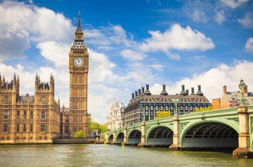İngiltere'nin Görülmesi Gereken En Güzel Yerleri