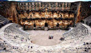 Aspendos Antik Kenti Nerede, Nasıl Gidilir ve Orada Neler Yapılmalıdır