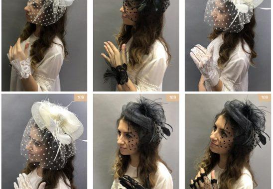 Sıradışı Nikah Şapkası Modelleri İçin Hayalperest Boncuk