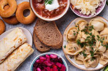 Rusya'ya Gidecekler İçin Mutlaka Denenesi Rus Mutfağı Lezzetleri
