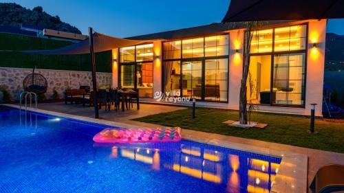 Kalkan Kiralık Villa Tatili İle Unutulmaz Anılar Biriktirin